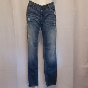 Genetic Denim size 31 'The Shane' Distressed Jeans